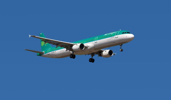 Our aircraft - Aer Lingus