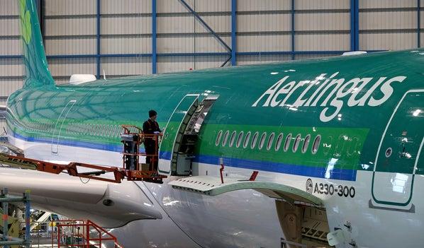 Careers on the ground - Aer Lingus