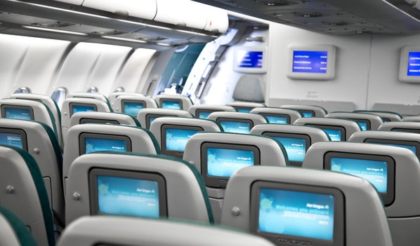 Onboard Features - Aer Lingus