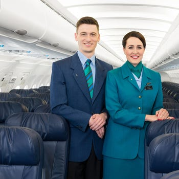 Cabin Crew Aer Lingus