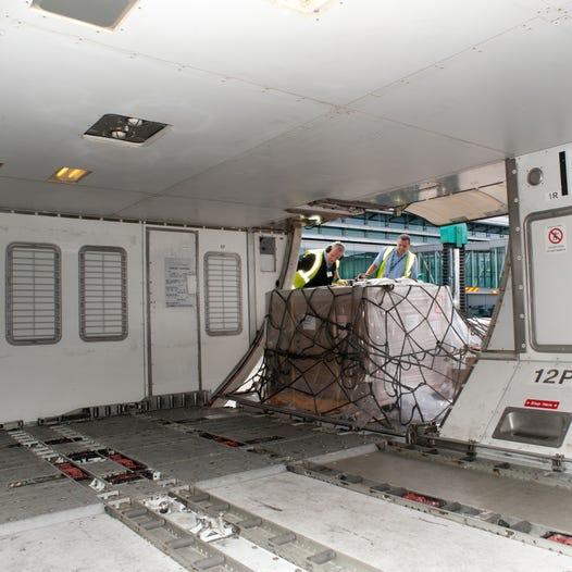 Cargo - Aer Lingus