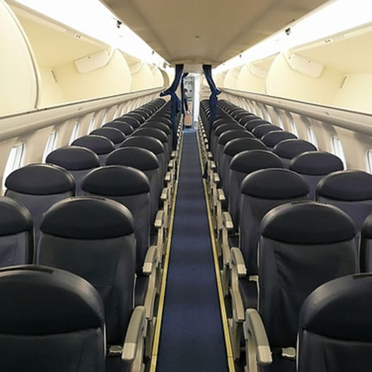 Embraer 190 Features and benefits - Aer Lingus