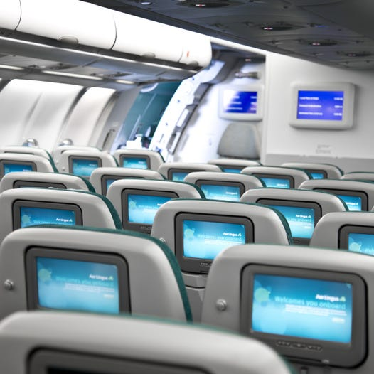airbus a330 economy cabin