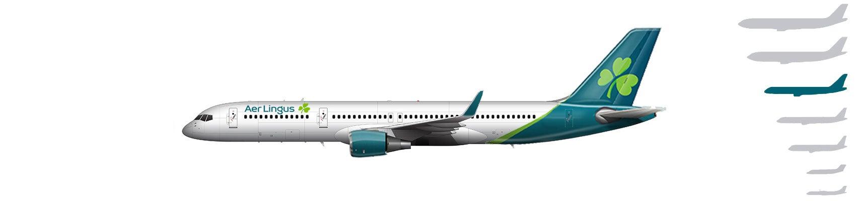 Boeing 757 Aer Lingus
