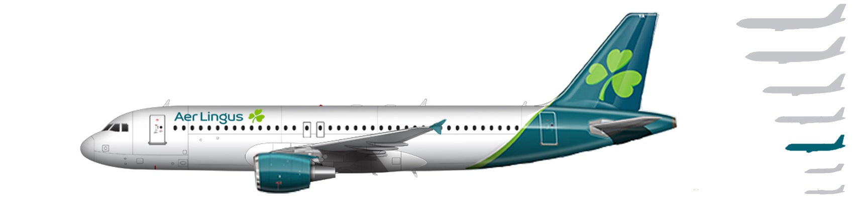 Airbus A320 - Aer Lingus