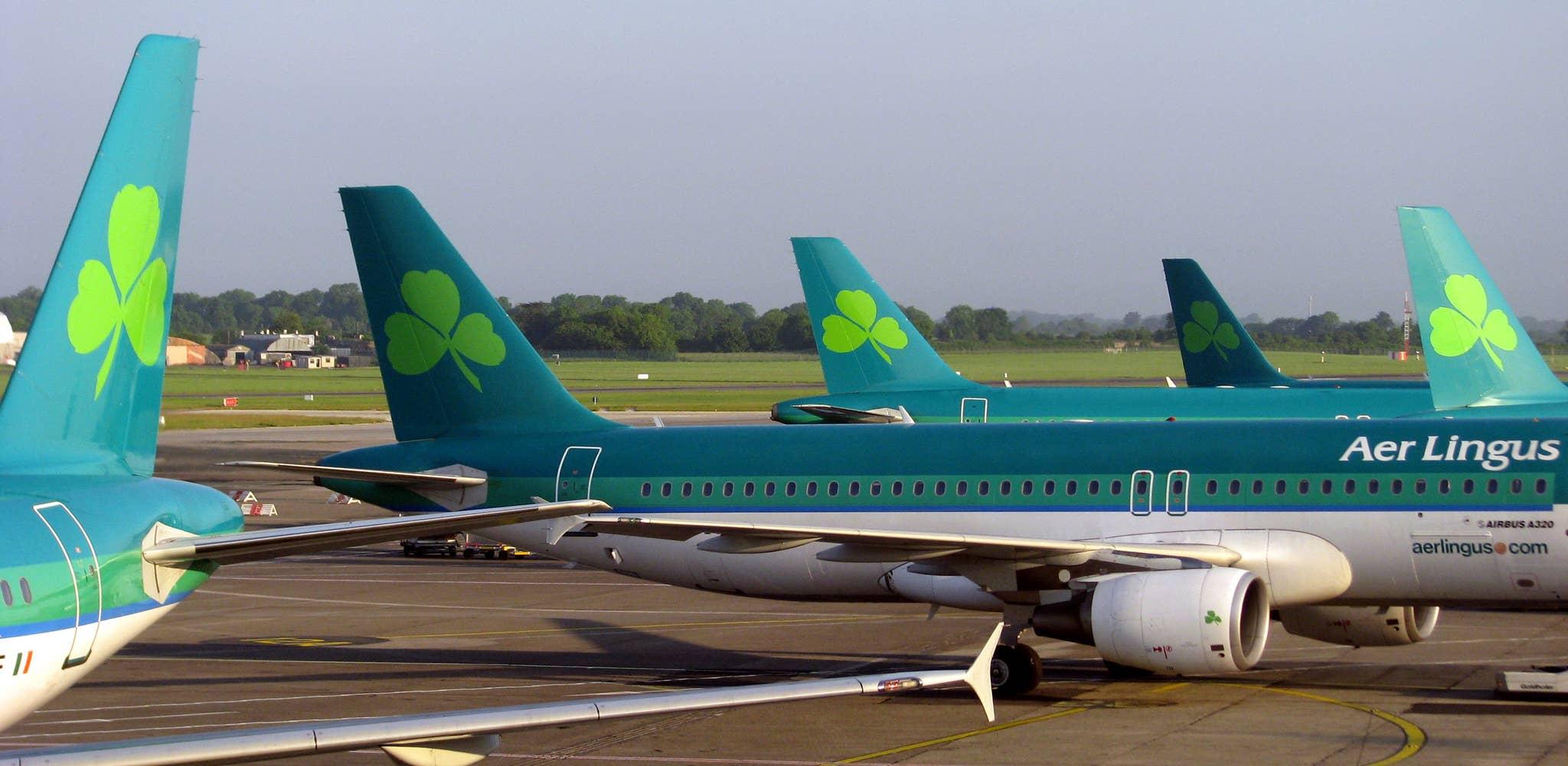 Resultado de imagen para Aer Lingus American IAG