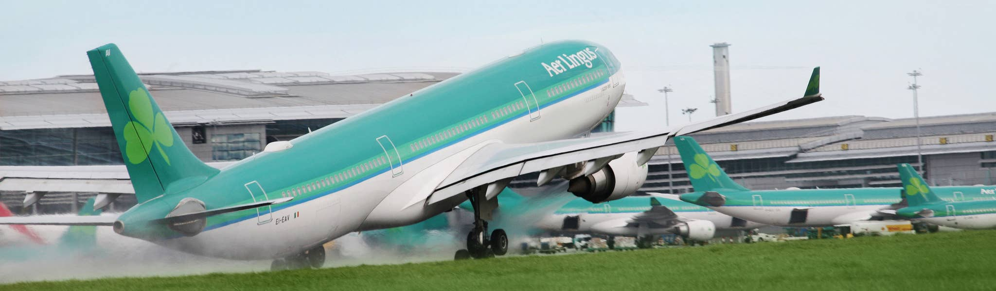 the largest aircraft in the aer lingus fleet