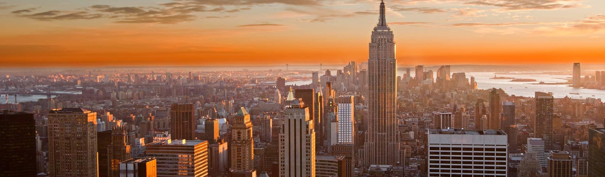 Cheap flights from Edinburgh to New York - Aer Lingus